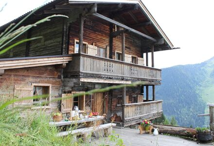 Stock´s Mountain lodge